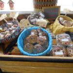 cookies, pies, and muffins fresh from our bakery
