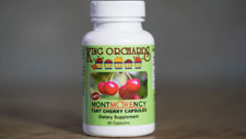 King Orchards Montmorency Tart Cherry Capsules