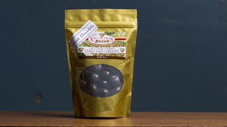 Dark Chocolate Covered Dried Tart Cherries