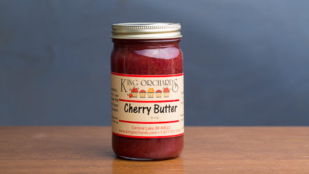 Montmorency Cherry Butters