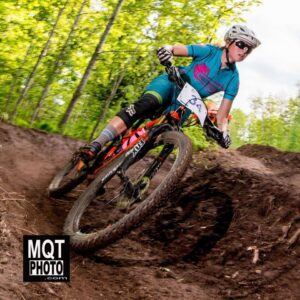 Cooper Dendel mountain bike racer that drink montmorency tart cherry juice concentrate